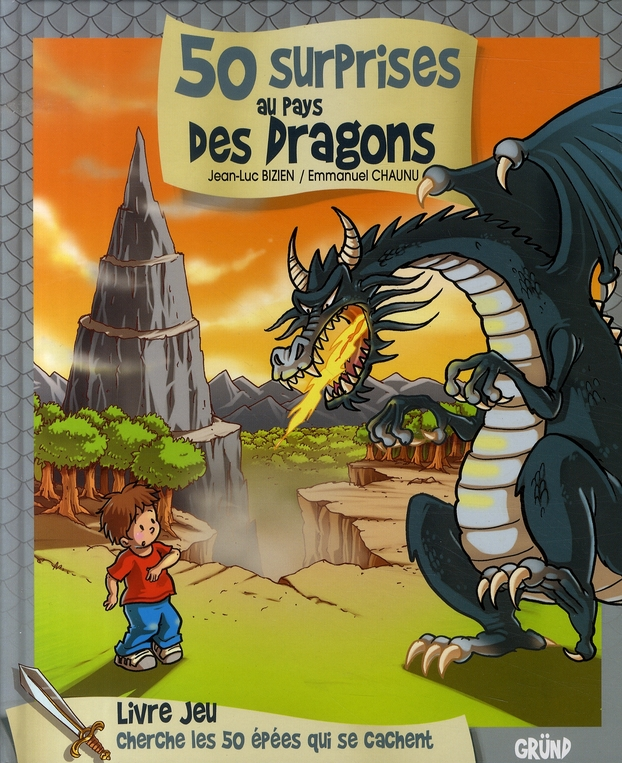 50 SURPRISES AU PAYS DRAGONS