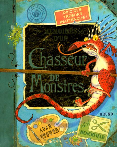 MEMOIRES D'UN CHASSEUR DE MONSTRES