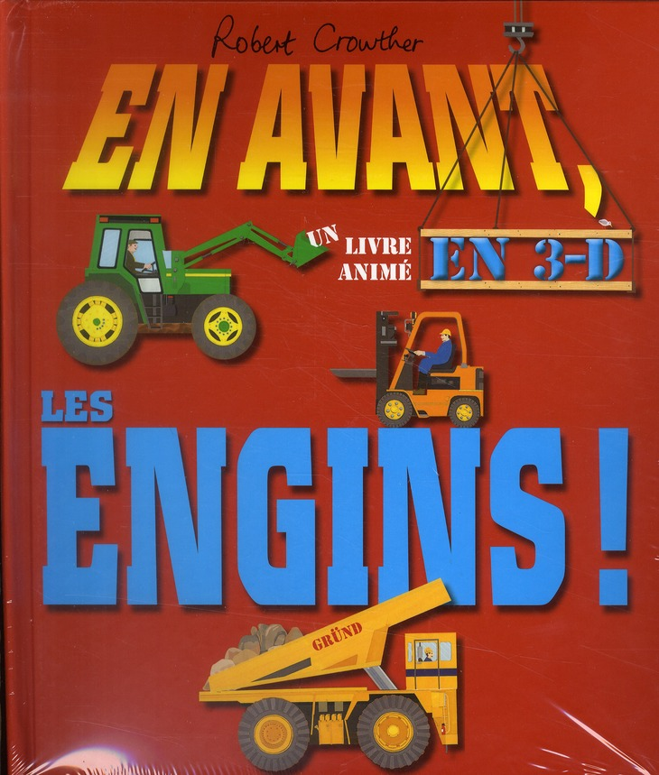 EN AVANT, LES ENGINS !