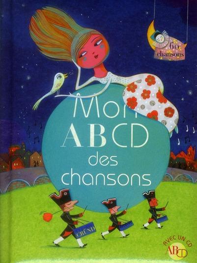 MON ABCD DES CHANSONS