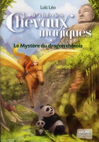 CCM TOME 5 - LE MYSTERE DU DRAGON CHINOIS