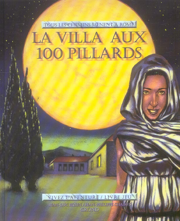 VILLA AUX 100 PILLARDS