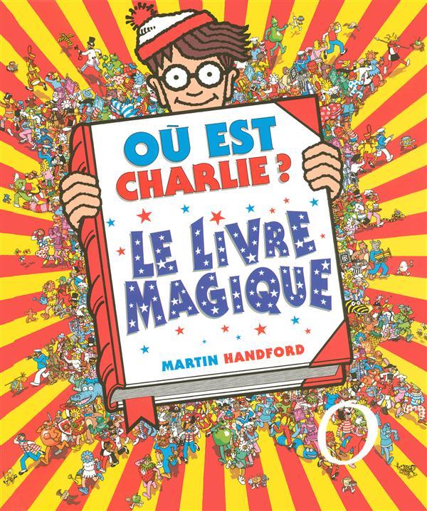 OU EST CHARLIE ? LE LIVRE MAGIQUE