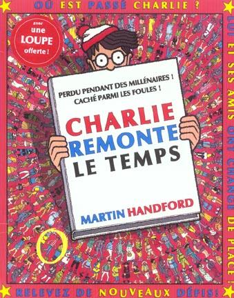 CHARLIE REMONTE LE TEMPS / MINI