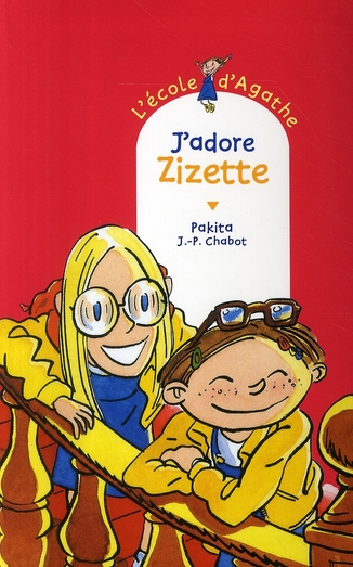 J'ADORE ZIZETTE