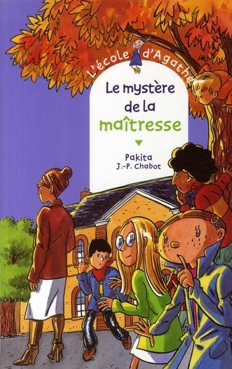 LE MYSTERE DE LA MAITRESSE