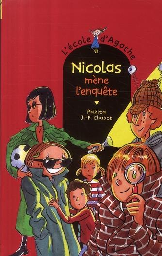 NICOLAS MENE L'ENQUETE