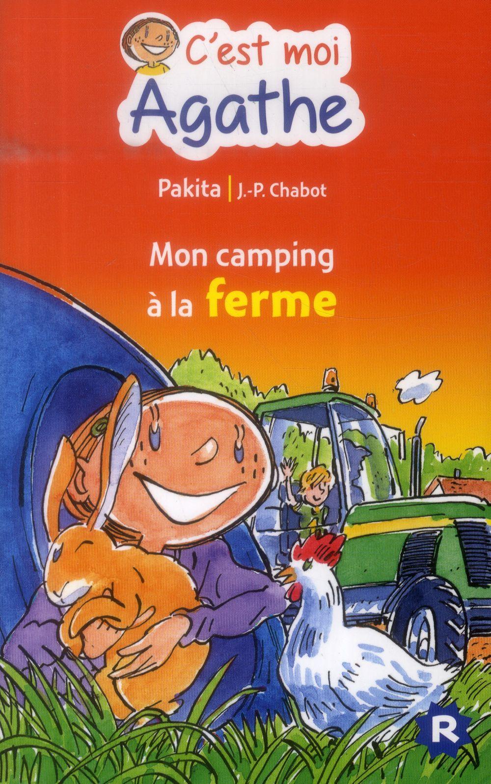 C'EST MOI AGATHE - MON CAMPING A LA FERME