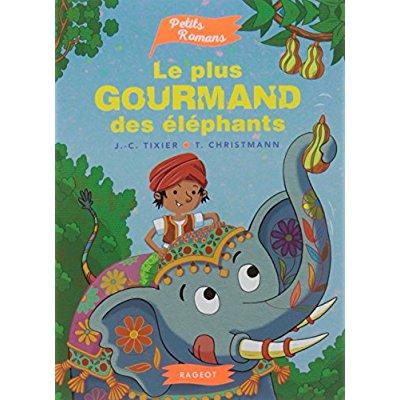 LE PLUS GOURMAND DES ELEPHANTS