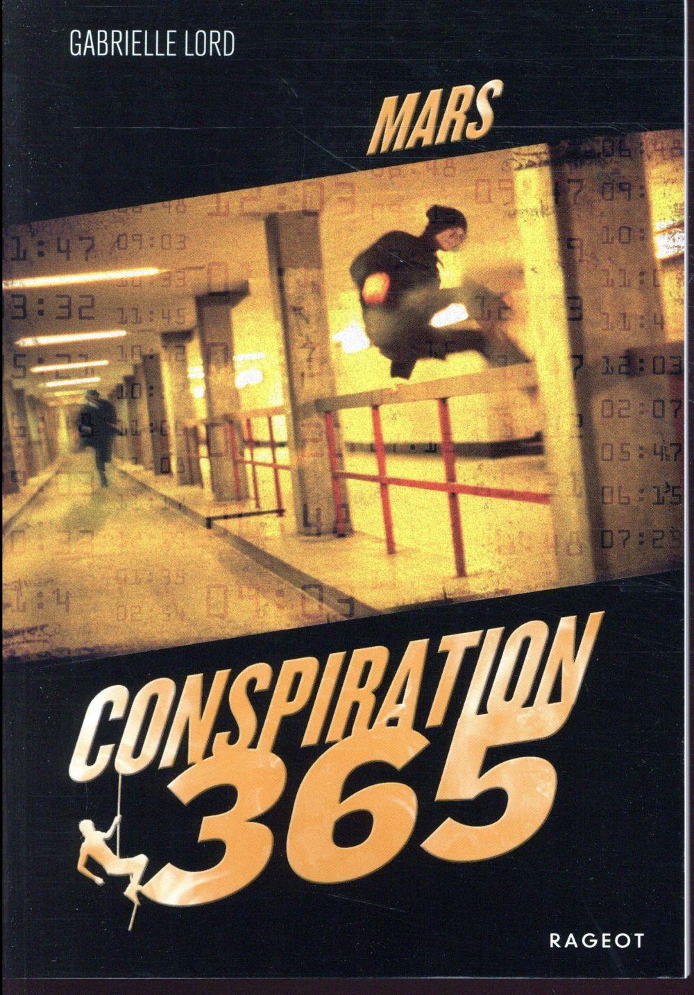 CONSPIRATION 365 - MARS - T3