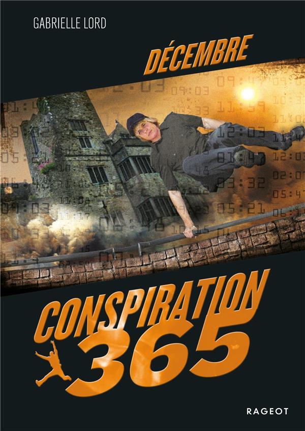 CONSPIRATION 365 - DECEMBRE