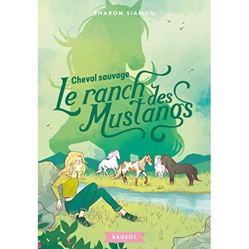 LE RANCH DES MUSTANGS - CHEVAL SAUVAGE