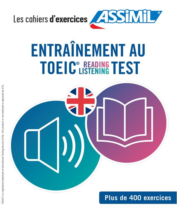 COFFRET CAHIERS TOEIC