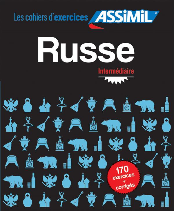CAHIER EXERCICES RUSSE INTERM.