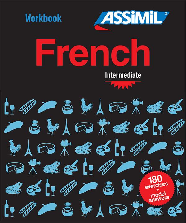 CAHIER FRENCH INTERMEDIATE