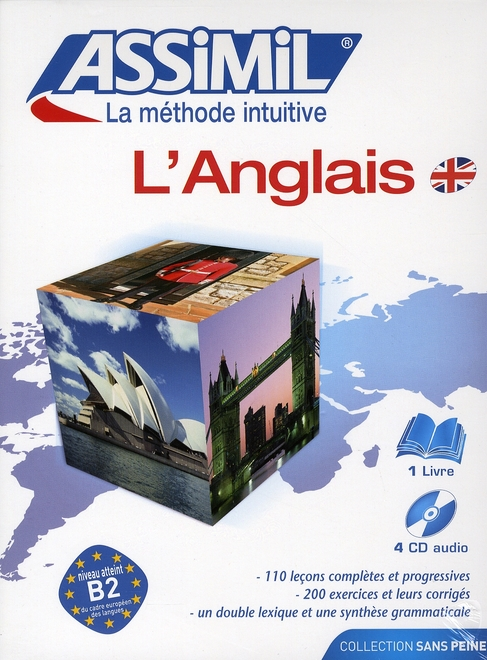 PACK CD ANGLAIS