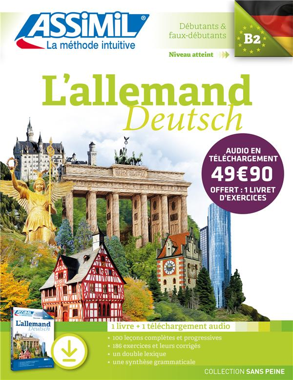 PACK TEL ALLEMAND