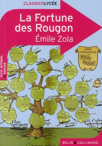 CLASSICO LA FORTUNE DES ROUGON D'EMILE Z