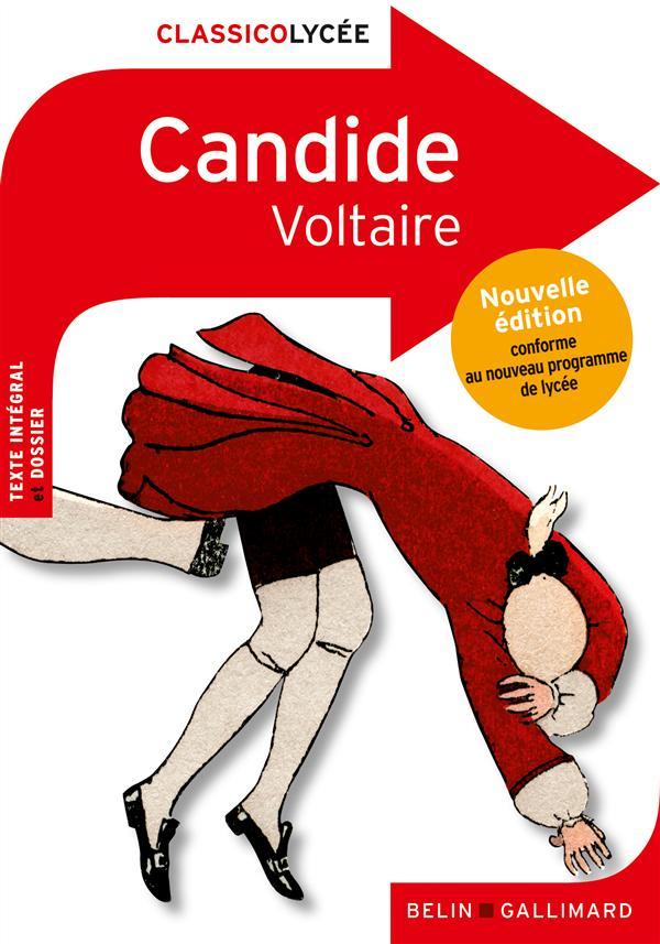 CLASSICO CANDIDE DE VOLTAIRE NED