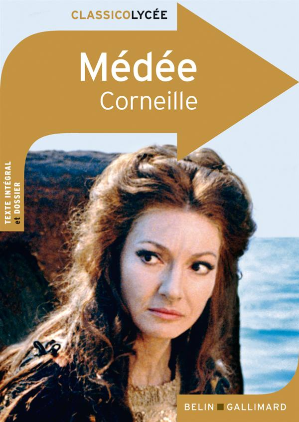 CLASSICO MEDEE DE CORNEILLE