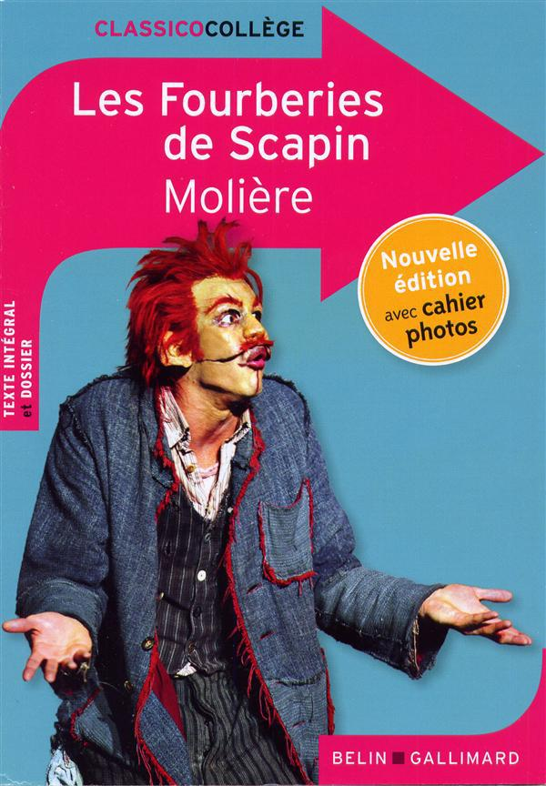 CLASSICO LES FOURBERIES DE SCAPIN (NED)