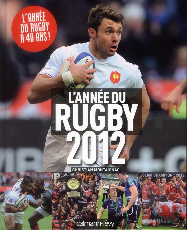 L'ANNEE DU RUGBY 2012 -N 40
