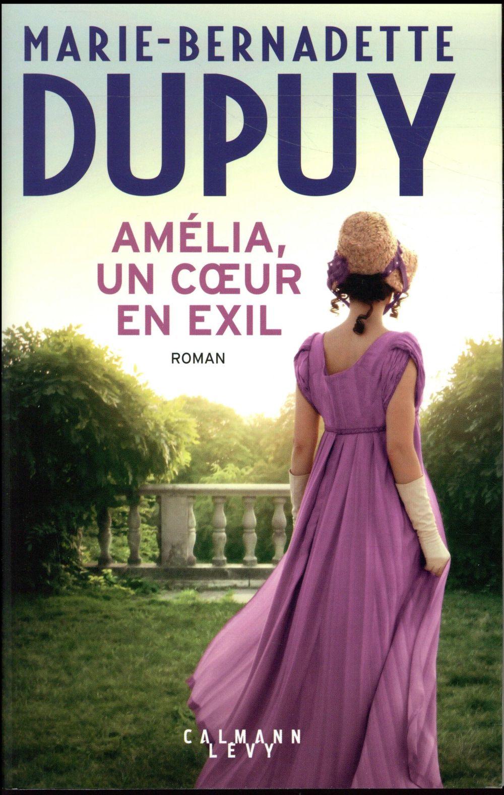 AMELIA, UN COEUR EN EXIL