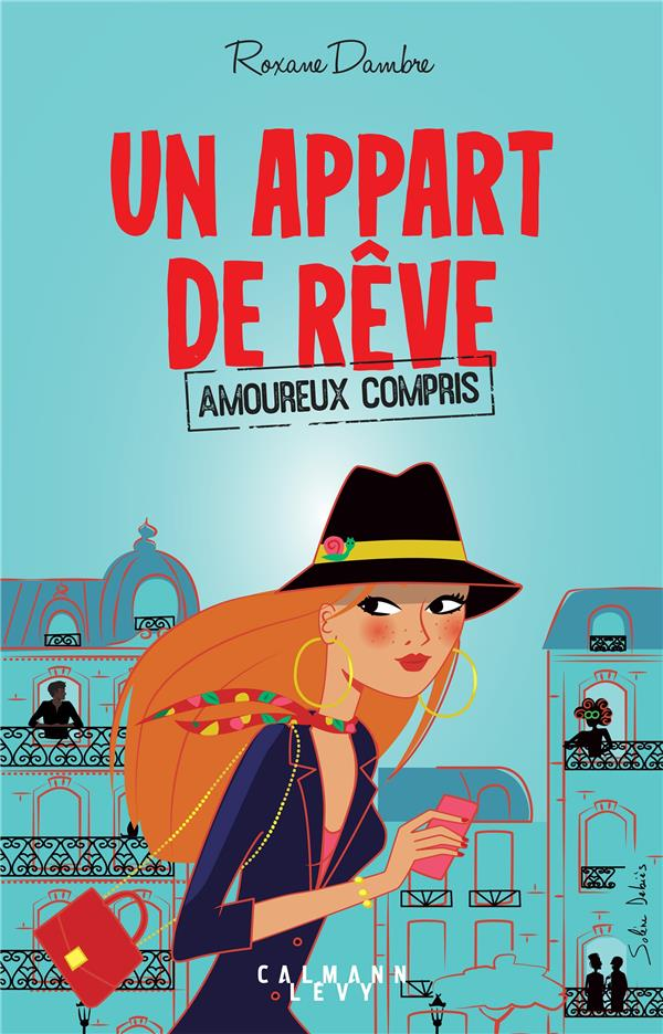 UN APPART DE REVE (AMOUREUX COMPRIS)
