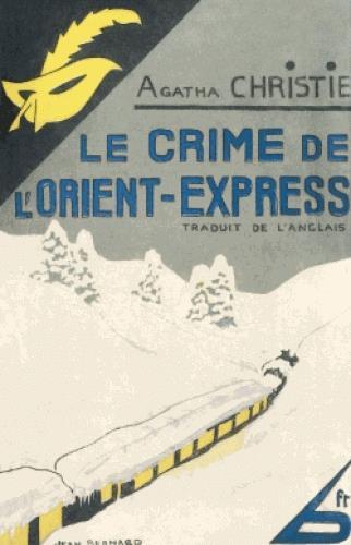 LE CRIME DE L'ORIENT EXPRESS - FACSIMILE PRESTIGE