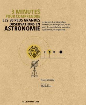 3 MINUTES POUR COMPRENDRE LES 50 PLUS GRANDES DECOUVERTES EN ASTRONOMIE