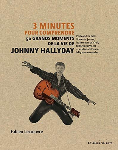3 MINUTES POUR COMPRENDRE LES 50 GRANDS MOMENTS DE LA VIE DE JOHNNY HALLYDAY