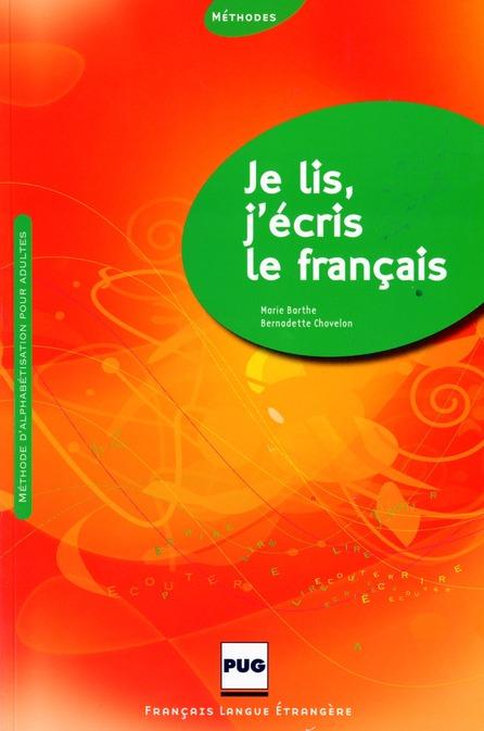 JE LIS J'ECRIS LE FRANCAIS-LIVRE ELEVE-NOUVELLE COUVERTURE