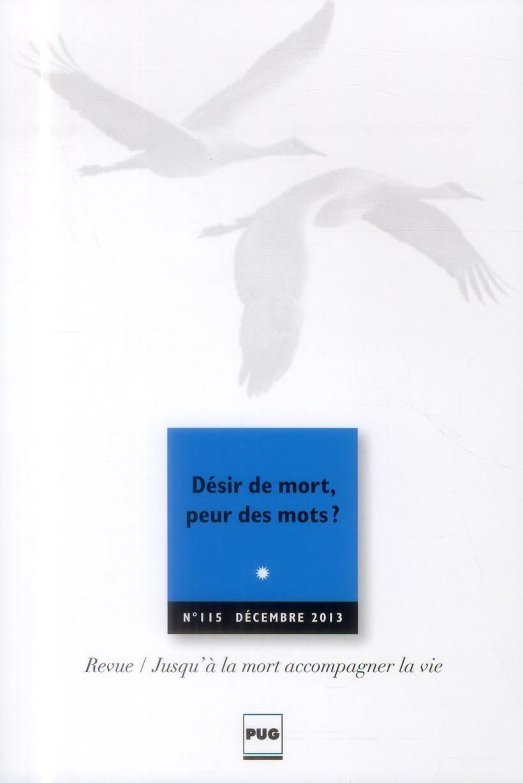 JALMALV - DESIR DE MORT, PEUR DES MOTS - N115
