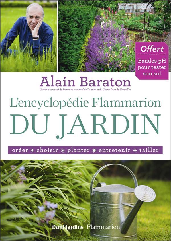 L'ENCYCLOPEDIE FLAMMARION DU JARDIN
