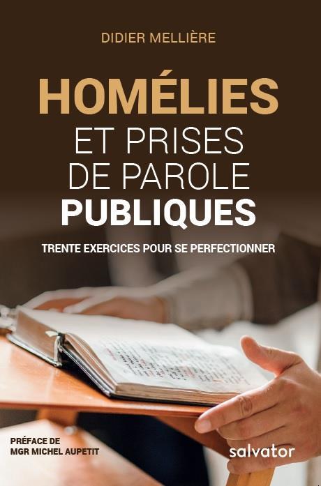 HOMELIES ET PRISES DE PAROLE PUBLIQUES