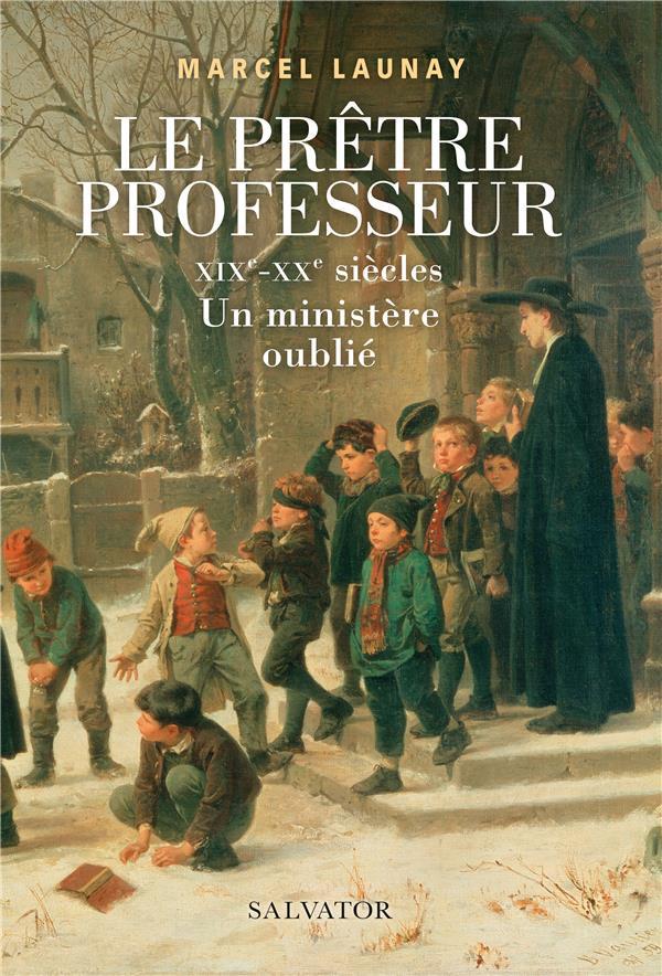 LE PRETRE PROFESSEUR