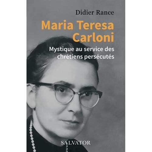 MARIA-TERESA CARLONI