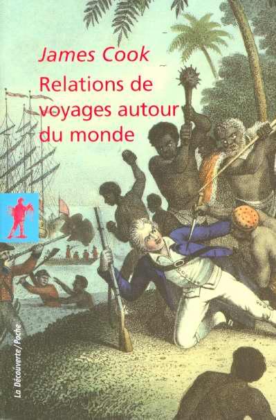 RELATIONS DE VOYAGE AUTOUR DU MONDE