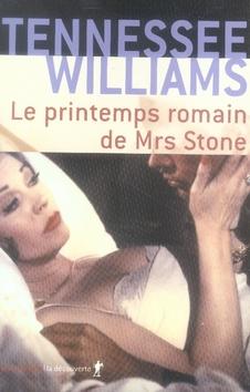 LE PRINTEMPS ROMAIN DE MRS STONE