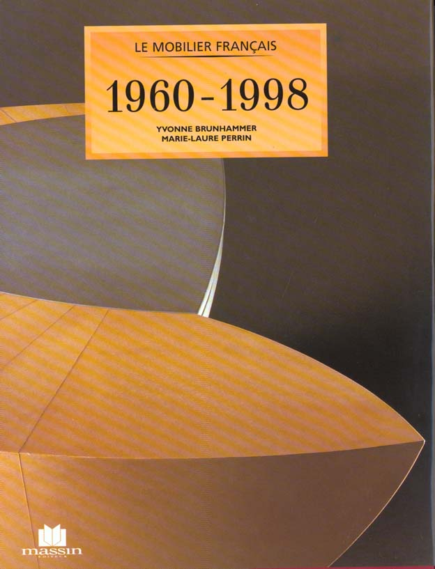 MOBILIER 1960 1998