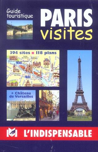 T1 PARIS VISITES