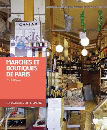 MARCHES ET COMMERCES DE PARIS