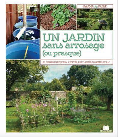 JARDIN ECONOME EN EAU (UN)