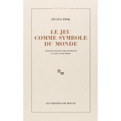 LE JEU COMME SYMBOLE DU MONDE