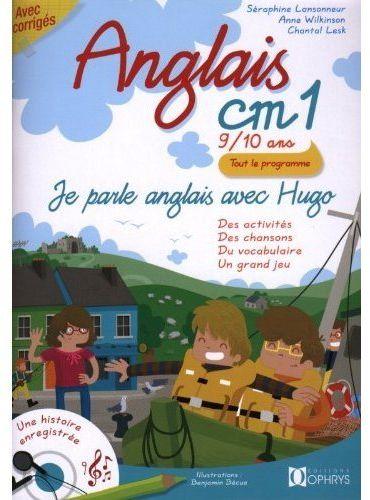 JE PARLE ANGLAIS AVEC HUGO - ANGLAIS CM1  ELEVE