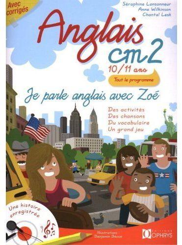 JE PARLE ANGLAIS AVEC ZOE - ANGLAIS CM2 -