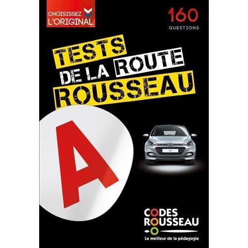 TEST ROUSSEAU DE LA ROUTE B 2016