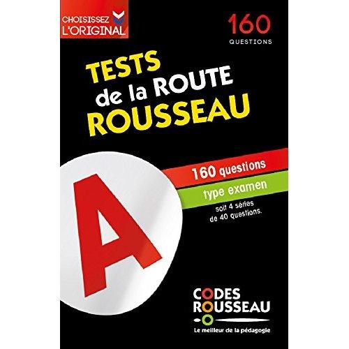 TEST ROUSSEAU DE LA ROUTE B 2018
