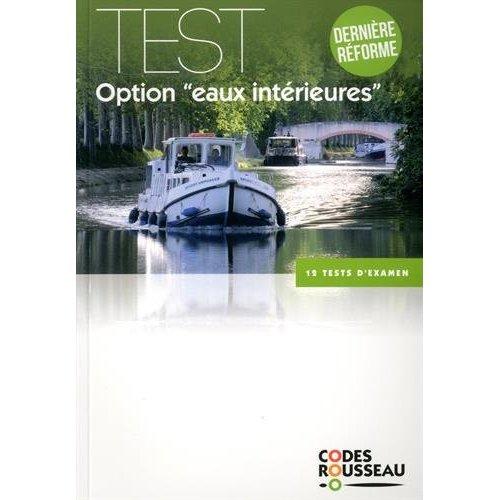 CODE ROUSSEAU TEST EAUX INTERIEURES 2018