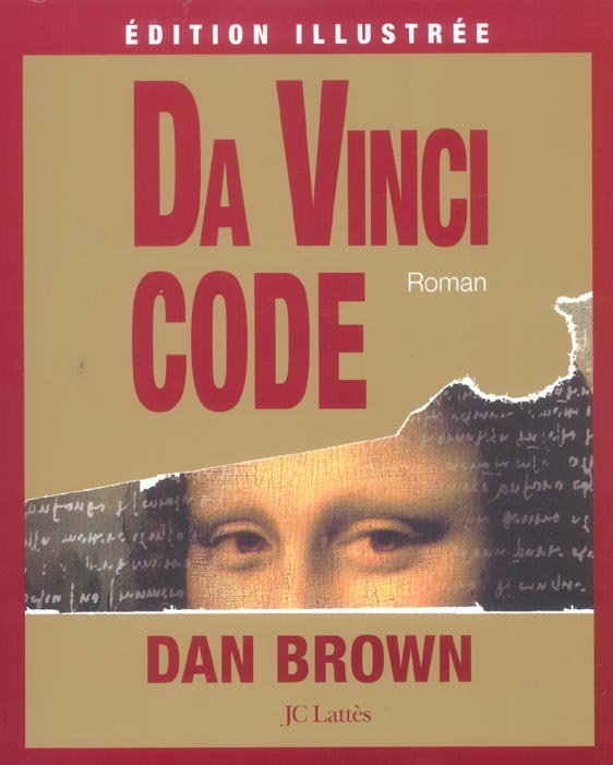 DA VINCI CODE (EDITION ILLUSTREE)